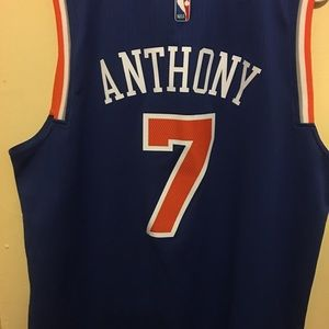 New York Knick adidas